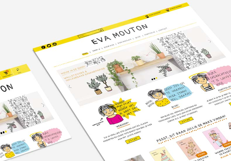 Project Eva Mouton