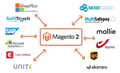 Magento 2 integraties en koppelingen met een webshop - Baldwin