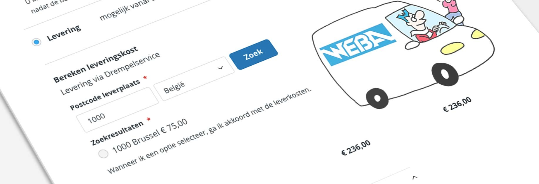 Weba logistics