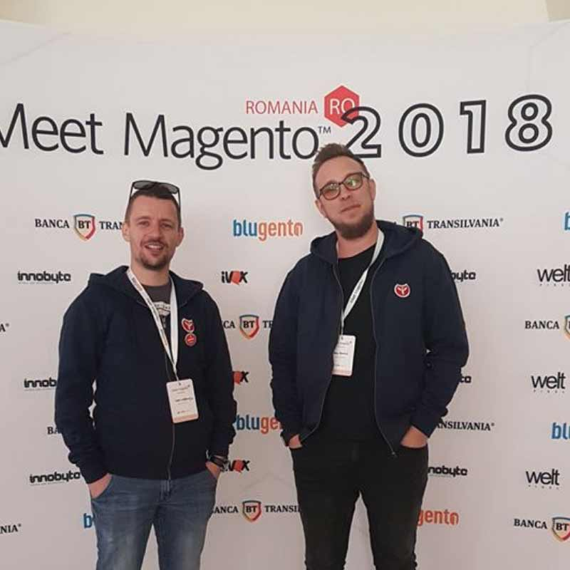 Meet magento evenement